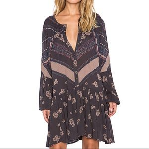 Free People | From Your Heart Printed Dress